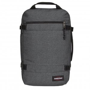 Eastpak Golberpack Reis-Rugzak black denim backpack