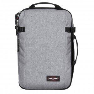Eastpak Morepack Rugzak black sunday grey backpack