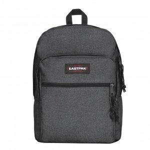 Eastpak Morius Light Rugzak black denim backpack