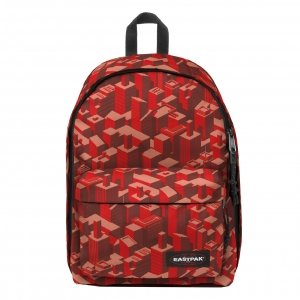 Eastpak Out Of Office Rugzak pixel red