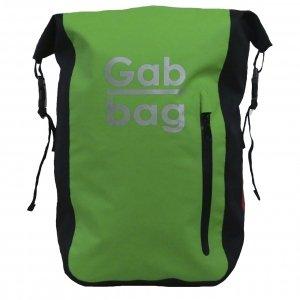 Gabbag Reflective Waterdichte Rugzak 25L groen backpack