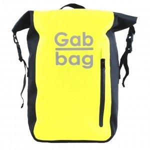 Gabbag Reflective Waterdichte Rugzak 25L neon backpack