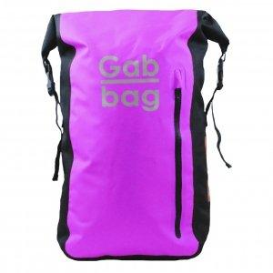 Gabbag Reflective Waterdichte Rugzak 35L roze backpack