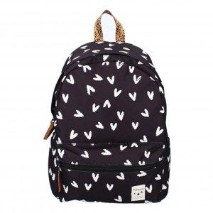Kidzroom Backpack Lucky Me L black Kindertas