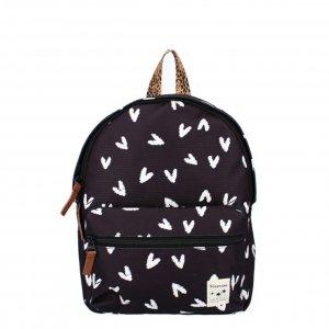 Kidzroom Backpack Lucky Me black Kindertas
