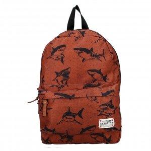 Kidzroom Backpack Skooter Animal Kingdom brown