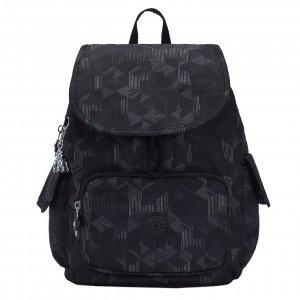 Kipling City Pack Rugzak mysterious grid backpack