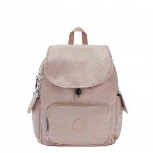 Kipling City Pack S Rugzak mild rose backpack