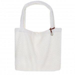Mozz Mom Bag Easy Going Boucle beige Damestas