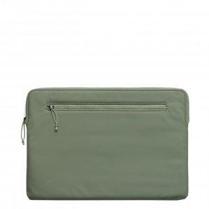 Rains Laptop Cover 15'' olive Laptopsleeve