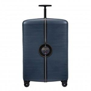 Samsonite Ibon Spinner 76 dark blue Harde Koffer