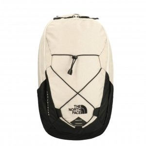 The North Face Groundwork Backpack rainyday ivory darkheather/tnf black