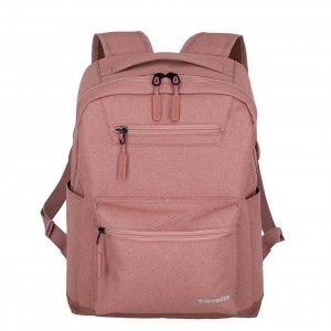 Travelite Kick Off Backpack M rose