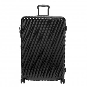 Tumi 19 Degree Extended Trip Expandable 4 Wheel Trolley black Harde Koffer