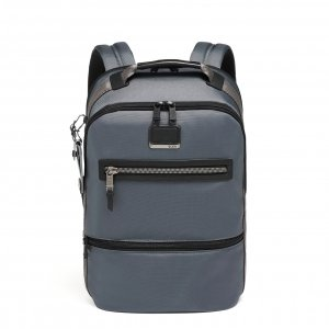 Tumi Alpha Bravo Essential Backpack cool grey backpack
