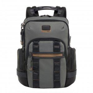 Tumi Alpha Bravo Major Backpack obsidian backpack