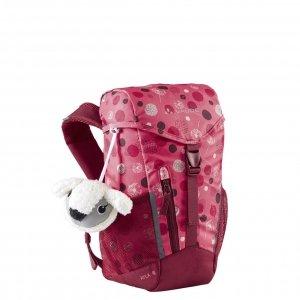 Vaude Ayla Kinderrugzak bright pink/cranberry Kindertas
