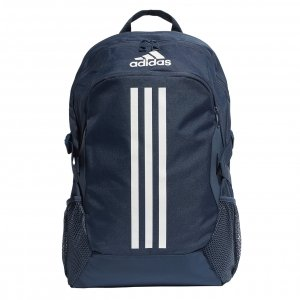 Adidas Training Power V Backpack navy/white backpack