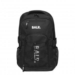 Balr. Travel Nylon Backpack jet black backpack