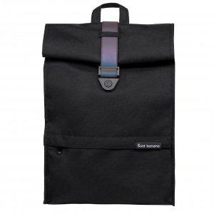 Bold Banana Roll Top Backpack black reflex backpack