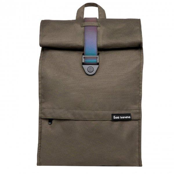 Bold Banana Roll Top Backpack green reflex backpack