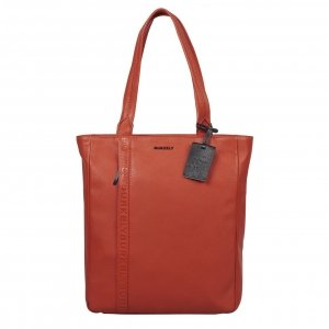 """Burkely On The Move Bold Bobby Shopper 14"""" fierce red"""