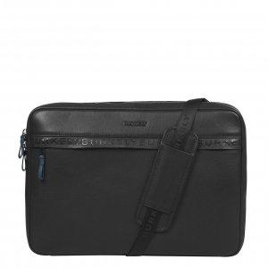 Burkely On The Move Bold Bobby Sleeve Crossover Laptopbag 15