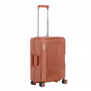 CarryOn Protector 4 Wiel Trolley 55 terra Harde Koffer
