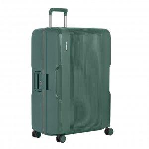 CarryOn Protector 4 Wiel Trolley 77 green Harde Koffer
