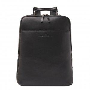 Castelijn & Beerens Verona Laptop Rugzak 15.6'' + tablet RFID zwart backpack
