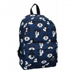 Disney Backpack Mickey Mouse Really Great navy Kindertas