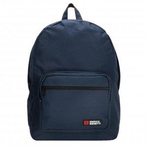 Enrico Benetti Amsterdam Rugtas 15'' blauw Laptoprugzak