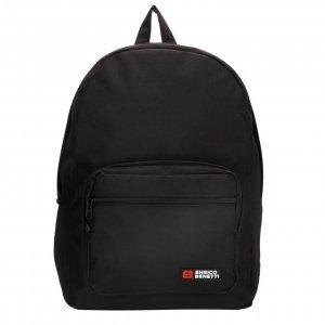 Enrico Benetti Amsterdam Rugtas 15'' zwart Laptoprugzak