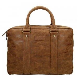 "Enrico Benetti Madrid Laptoptas 15.6"" brown"