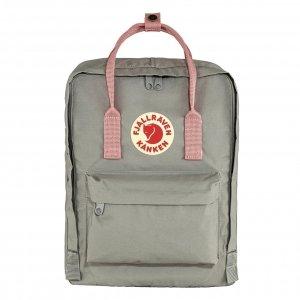 Fjallraven Kanken Rugzak fog/pink backpack