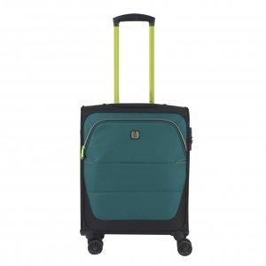 Gabol Concept Cabin Trolley 55 turquoise Zachte koffer