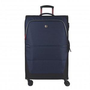 Gabol Concept Large Trolley 78 blue Zachte koffer