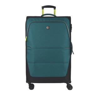 Gabol Concept Large Trolley 78 turquoise Zachte koffer