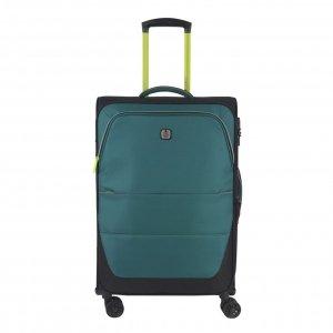Gabol Concept Medium Trolley 68 turquoise Zachte koffer