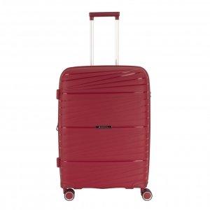 Gabol Kiba Medium Trolley 66 red Harde Koffer