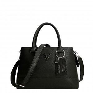 Guess Cordelia Luxury Satchel black Damestas
