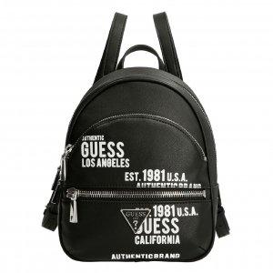 Guess Manhattan Backpack black II Damestas