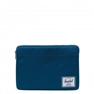 "Herschel Supply Co. Anchor Laptop Sleeve 13"" moroccan blue Laptopsleeve"
