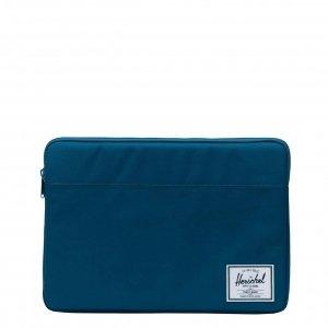 "Herschel Supply Co. Anchor Laptop Sleeve 15"" moroccan blue Laptopsleeve"