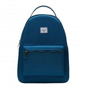 Herschel Supply Co. Nova Mid-Volume Rugzak moroccan blue Laptoprugzak