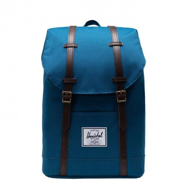 Herschel Supply Co. Retreat Rugzak moroccan blue Laptoprugzak