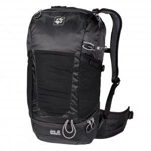 Jack Wolfskin Kingston 22 Pack Recco black backpack
