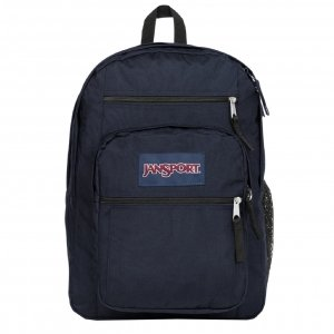 JanSport Big Student Rugzak navy backpack