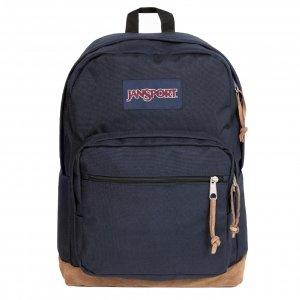 JanSport Right Pack Rugzak navy Handbagage koffer