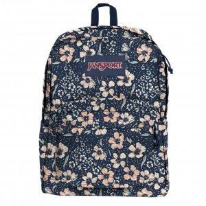 JanSport SuperBreak One Rugzak field of paradise backpack